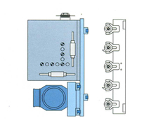 Working unit configuration 1
