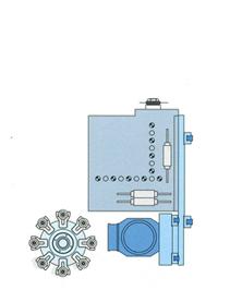 Working unit configuration 4