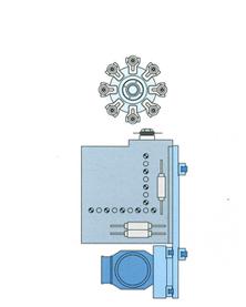Working unit configuration 5