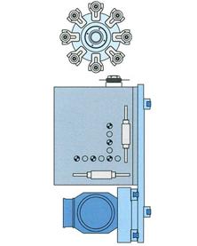 Working unit configuration 2
