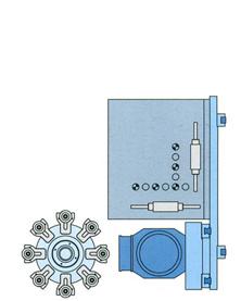 Working unit configuration 3