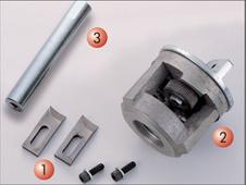 FS-18 – Dowel Milling Machine detail 1