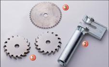 FS-36 - Dowel Cut And Chamfering Machine detail 1