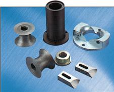 FS-60 - Round Rod Milling Machine detail 1