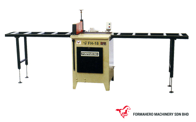FH-18 – Pneumatic Jump Saw