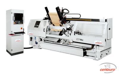 T-Max CNC Lathe