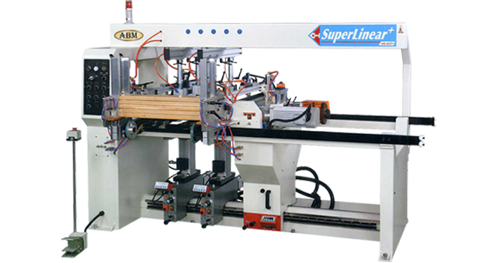 Superlinear+ A - Through Feed Boring Machine