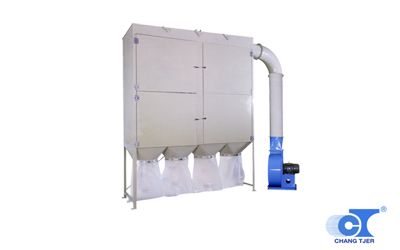 UB-150 – 15 Hp Industrial Dust Collector Central