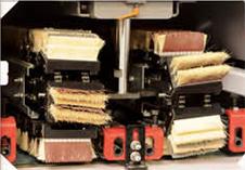 FB1300 - Transversed Brush Sanding machine 1