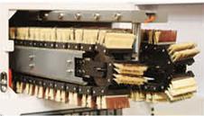 FB1300 - Transversed Brush Sanding machine 2