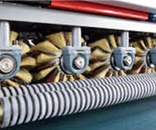 FH1300 - Horizontal Roller Type Brush Sanding machine 2