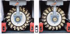 FR1300 - Roller Type Brush Sanding Machine 2