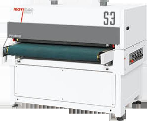 FR1300 - Roller Type Brush Sanding Machine