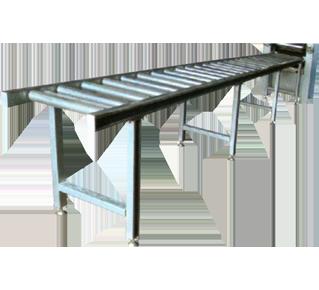 Glue speader conveyor