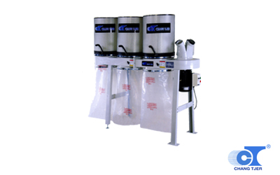 UB-805CK – New Style 5 HP Dust Collector