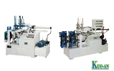 KA-300 / KA-600 Automatic Shaping & Profiling Machine