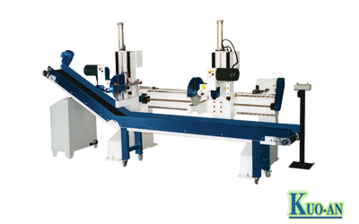 KA-450S – Automatic Cut-Off Saw Machine