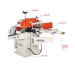 ST-120A/B & ST-152A/B Single End Tenoner