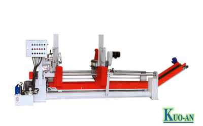 KA-2200 – Full Automatic Double End Cut-Off Machine