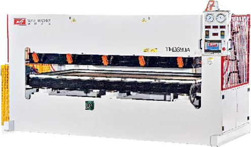 TM2680A - Positive and Negative Pressure Veneer Pressing Machine