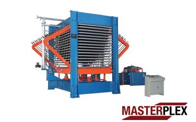 HDG48-60-12V & HDG48-60-15V – Press Dryer / Vertical