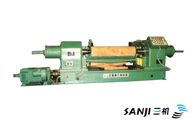 (BXQ)16 – Small Diameter Hydraulic Double Chuck Spindle Veneer Lathe