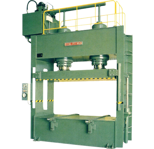 CP-500A - Cold Press 500 Tons