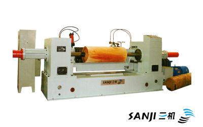 Q12 Series Hydraulic Single-Chuck Veneer Lathe