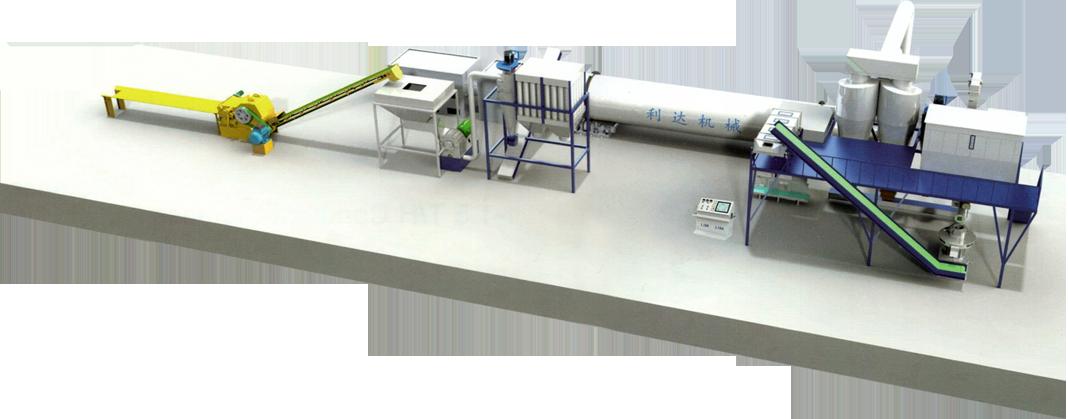 Biomass Pellet Production Line Solution