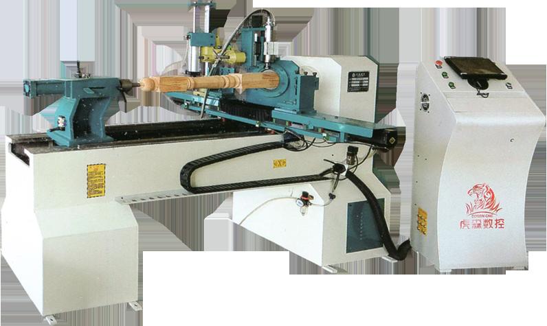 CNC315W / CNC415W / CNC425W - CNC Woodworking Lathe