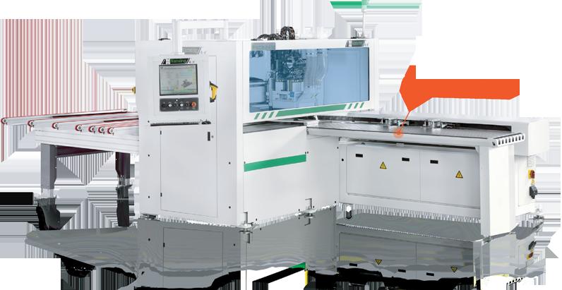 NCB2412 - CNC 6-Sides Boring Machine