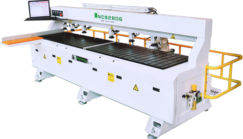 NCB2806 – Side Boring Machine 2
