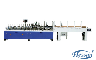 HY-SJ-300 – EVA Glue Profile Piece-Together Machine