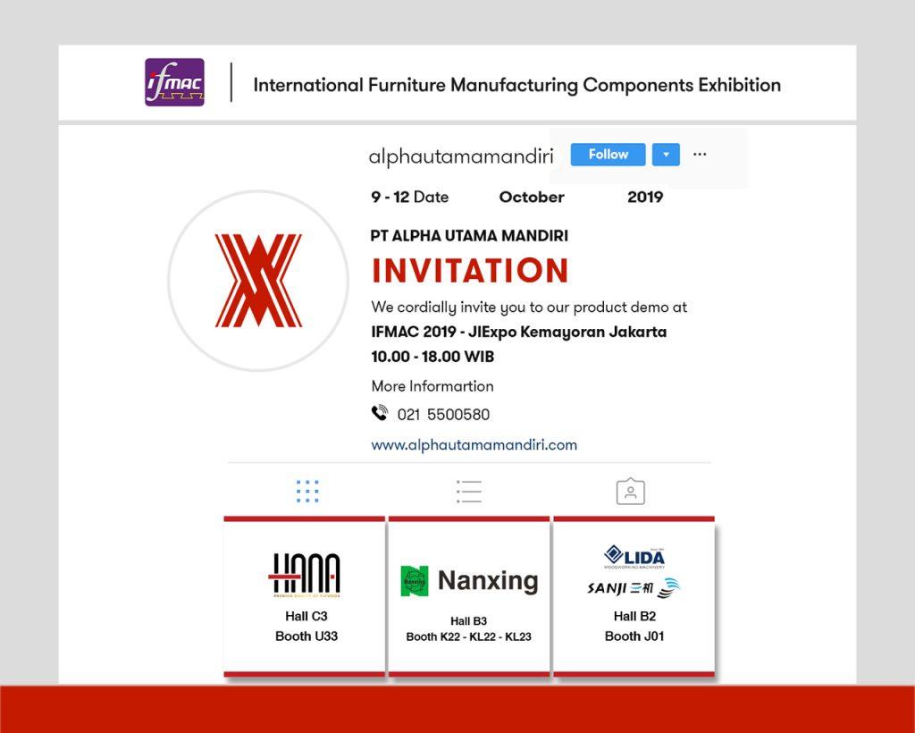 IFMAC 2019 Invitation