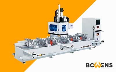JX-SC3200-5 / JX-SC4200-5 CNC Mortising Machine