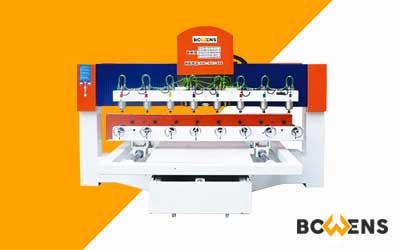 XZ-12025-8 3D Engraving Machine