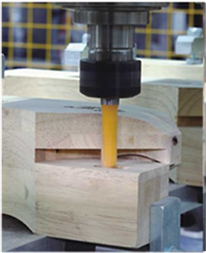 CNC Machining Center Feature 1