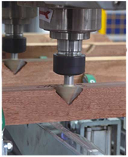 CNC Machining Center Feature 3
