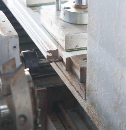 Door Frame Machining Center Precision 2