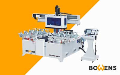 JX-SC1400 / JX-SC1400A CNC Mortising Machine