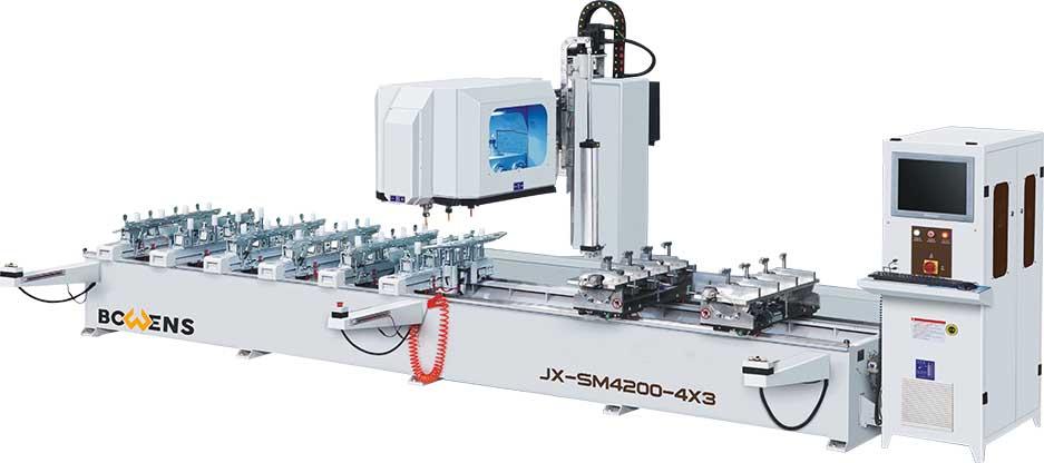 JX-SM4200-4x3 CNC Machining Center