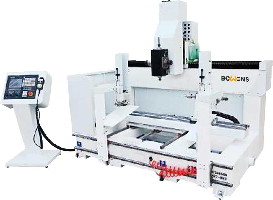 XZ-13020 5 AXIS WOODEN TURN MILLING MACHINE