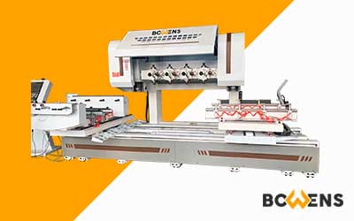 XZ-10030-4 5 Axis Machining Center